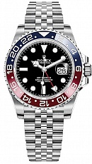 Часы Rolex GMT-MASTER II 40MM Steel Pepsi With All Stickers