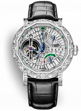 Часы Graff Mastergraff Tourbillon 45 mm