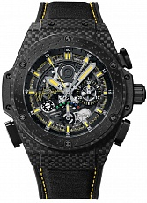 Часы Hublot King Power Ayrton Senna Limited Edition