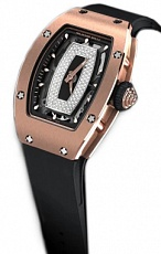 Часы Richard Mille RM 07-01 Rose Gold Automatic ladies' watch