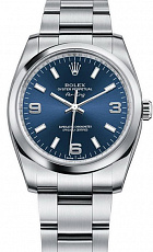Часы Rolex Air-King 34mm Steel 114200-0014
