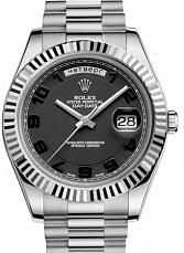 Часы Rolex Day-Date II 41mm White Gold