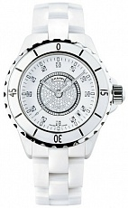 Часы CHANEL J12 White Diamond Pave Ladies