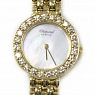 Часы CHOPARD Mother of Pearl Dial yellow Gold Ladies Watch