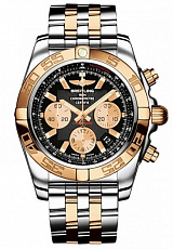 Часы Breitling Chronomat 44 Steel Gold