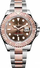 Часы Rolex Yacht-Master Steel Rose Gold 2018