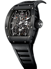 Часы Richard Mille RM022 Carbon Tourbillon Aerodyne Dual Time