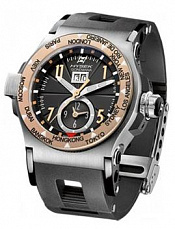 Часы Hysek Abyss Abyss Dual Time Limited Edition AB4407B02