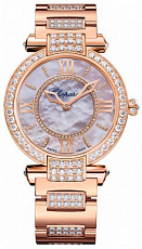 Часы Chopard Imperiale Automatic Diamonds Mother of Pearl Dial 36 mm  384242-5008