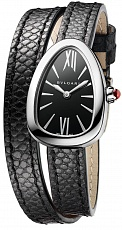 Часы Bvlgari Serpenti Steel Black