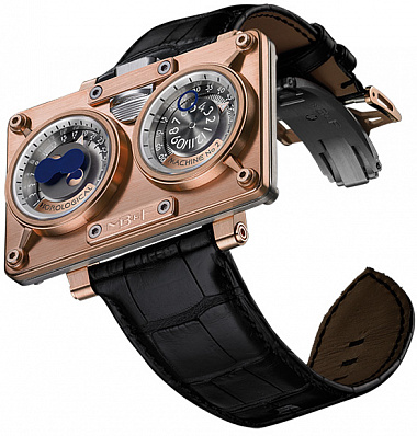 Часы MB&F Horological Machine No.2